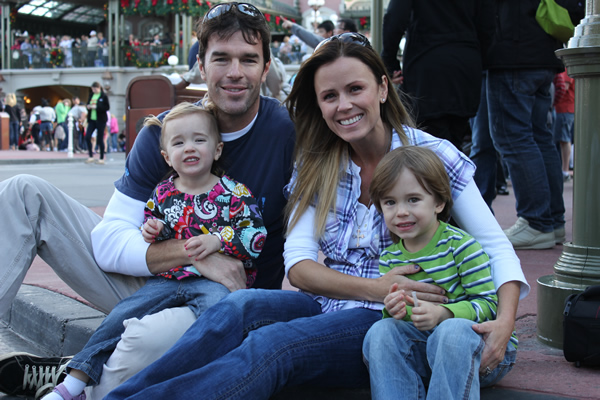 Ryan and Trista Sutter with they kids and still in love post The Bachelorette