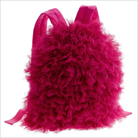 Tulle-Around Backpack