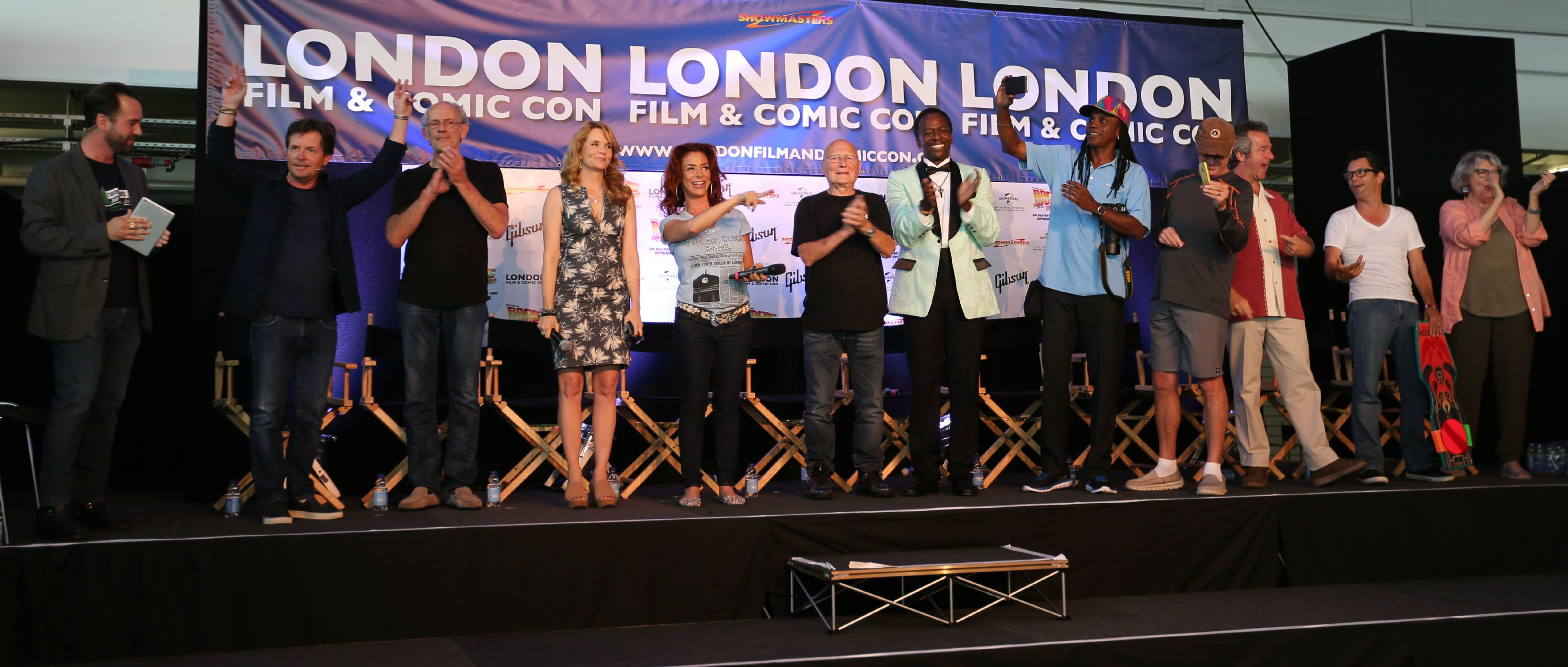 Back to the Future cast reunion