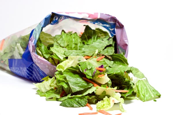 Bagged Lettuce Recall Over Salmonella Concerns Sheknows