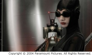 Bai Ling in Sky Captain and the World of Tomorrow