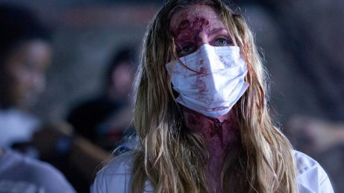INTERVIEW: Lydia Hearst on getting bludgeoned
