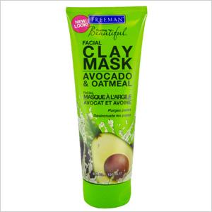 Pure Ambition Avocado/Oatmeal Facial Clay Masque