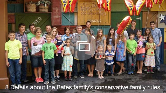 bates family slideshow