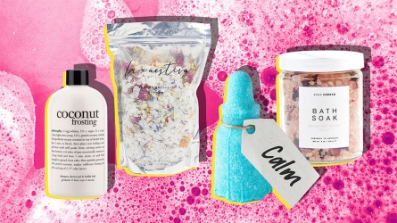 Products for the Perfect Bath