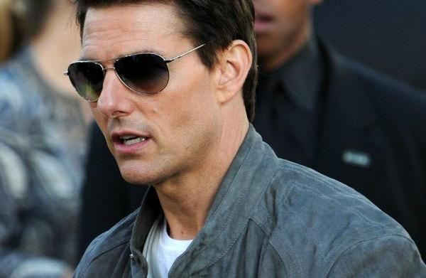 Tom Cruise's real-life mission: Damage control