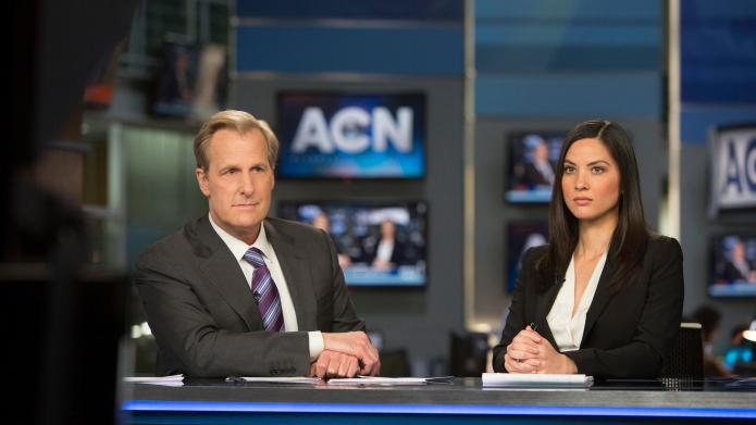 4 Best moments from The Newsroom
