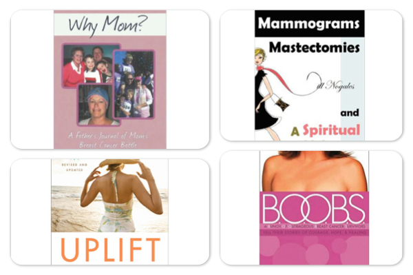 breast cancer awareness shopping guide: Books