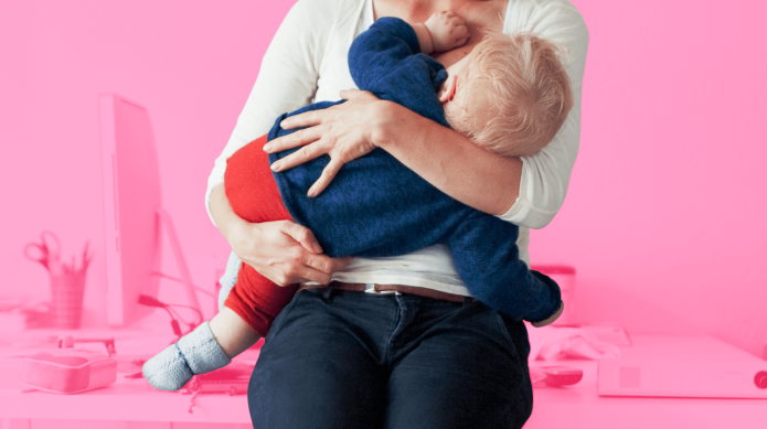 The Craziest Places Moms Have Breastfed