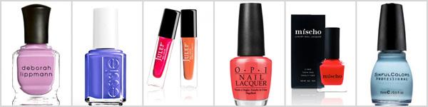 Beauty Awards: Nail polish