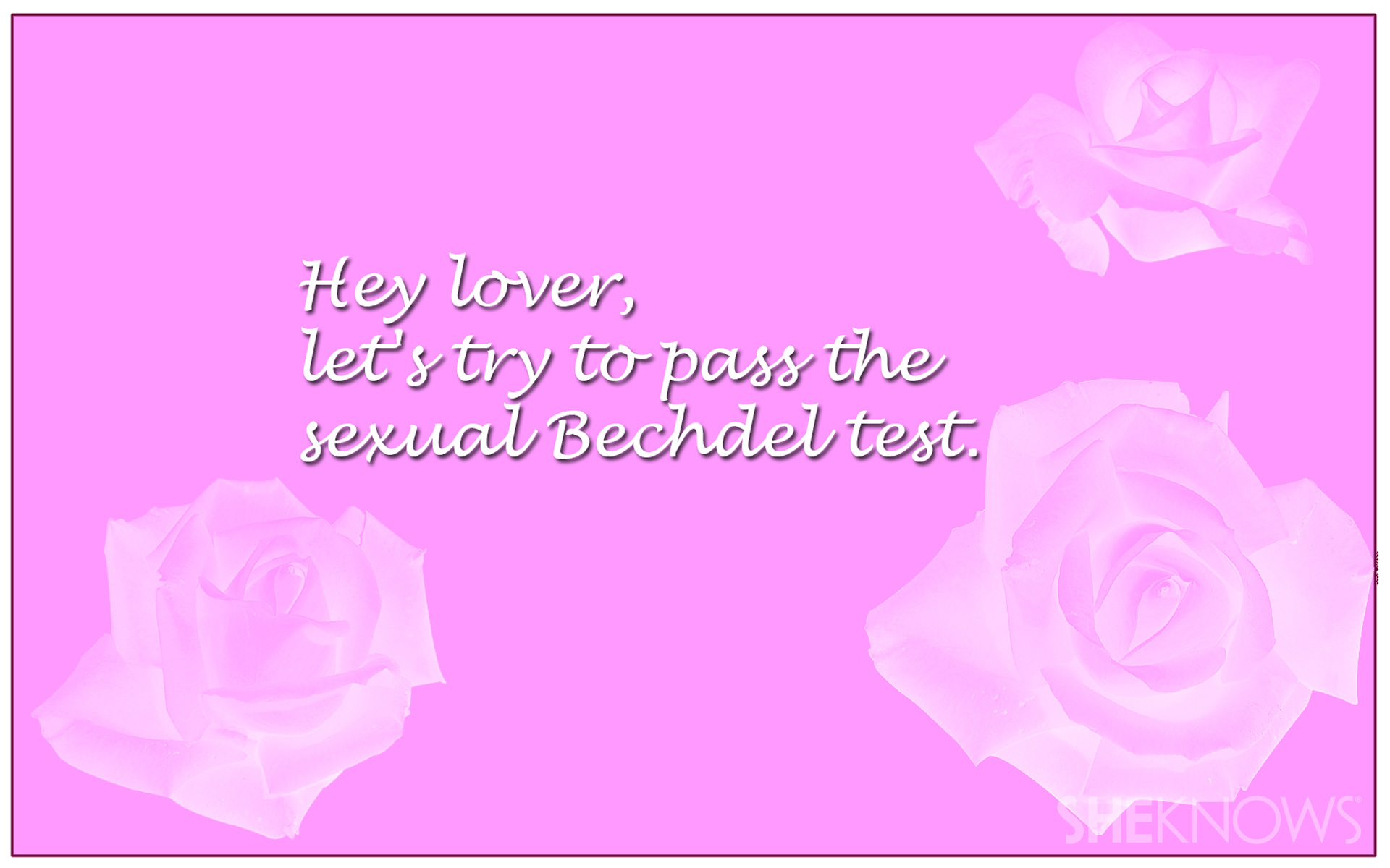 Feminist Valetine's Day Cards by SheKnows Canada - 2
