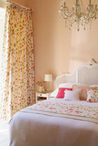 A bed frame