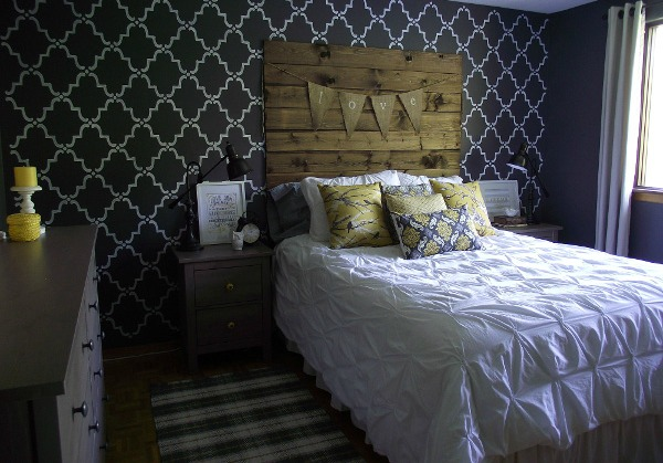 Get-noticed walls