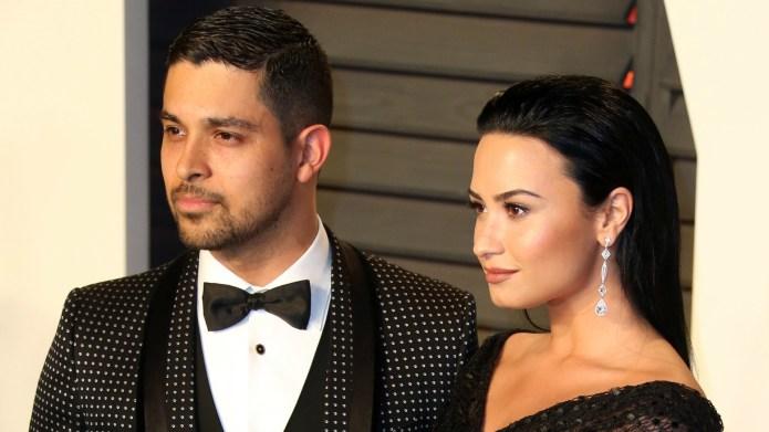 Demi Lovato & Wilmer Valderrama may
