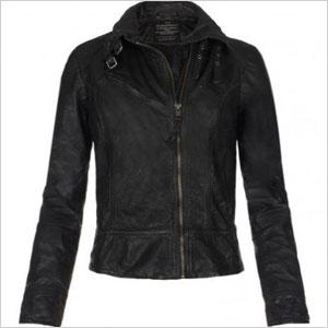 Belevedere leathere jacket