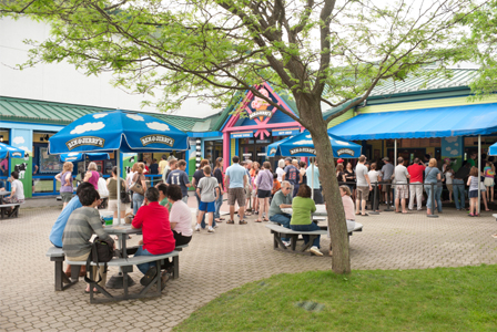 Ben and Jerry's in Vermont