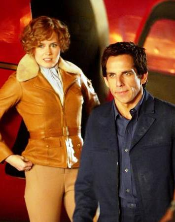 Amy Adams and Ben Stiller in Night at the Museum