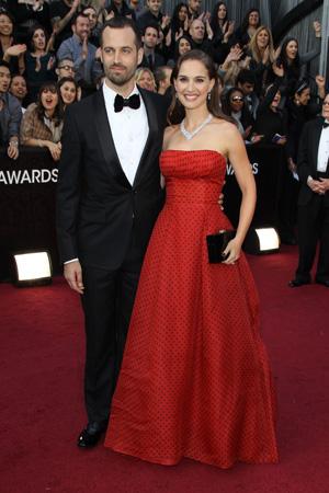 Oscars Best Dressed -- Natalie Portman