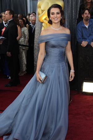 Oscars Best Dressed -- Penelope Cruz