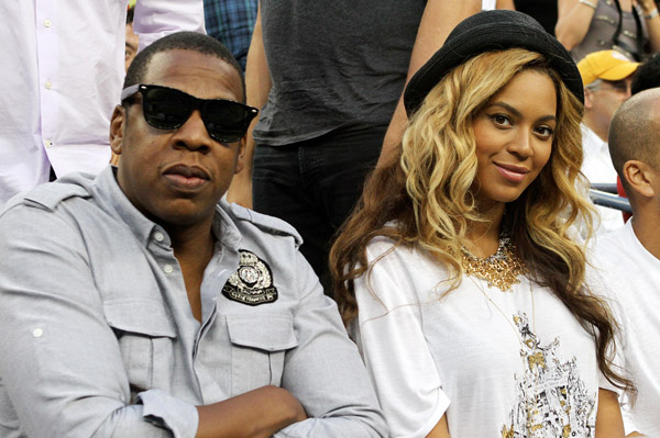 Beyoncé and Jay-Z make official announcement