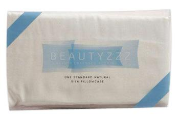 Beauty Finds: Beautyzzz Natural Silk Pillowcase
