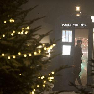 VIDEO: The Doctor Who Christmas Special