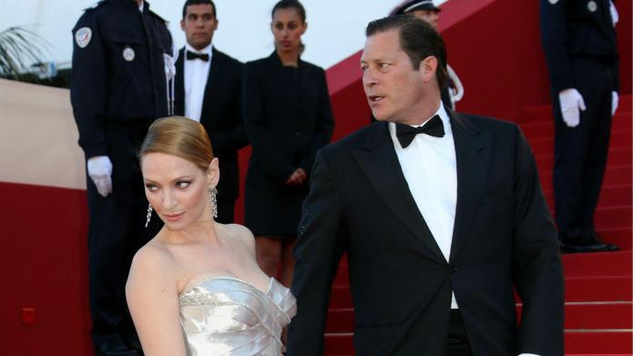 Uma Thurman's ex thinks she's unfit