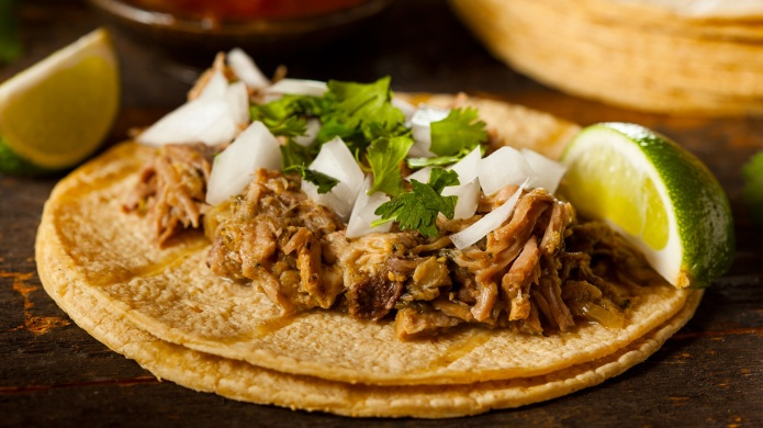 5-Day Meal Plan: When you crave slow-cooked carnitas tacos and tostadas – SheKnows