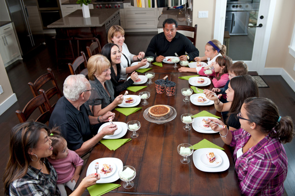 Big Family Thanksgiving Dinner On A Budget Sheknows