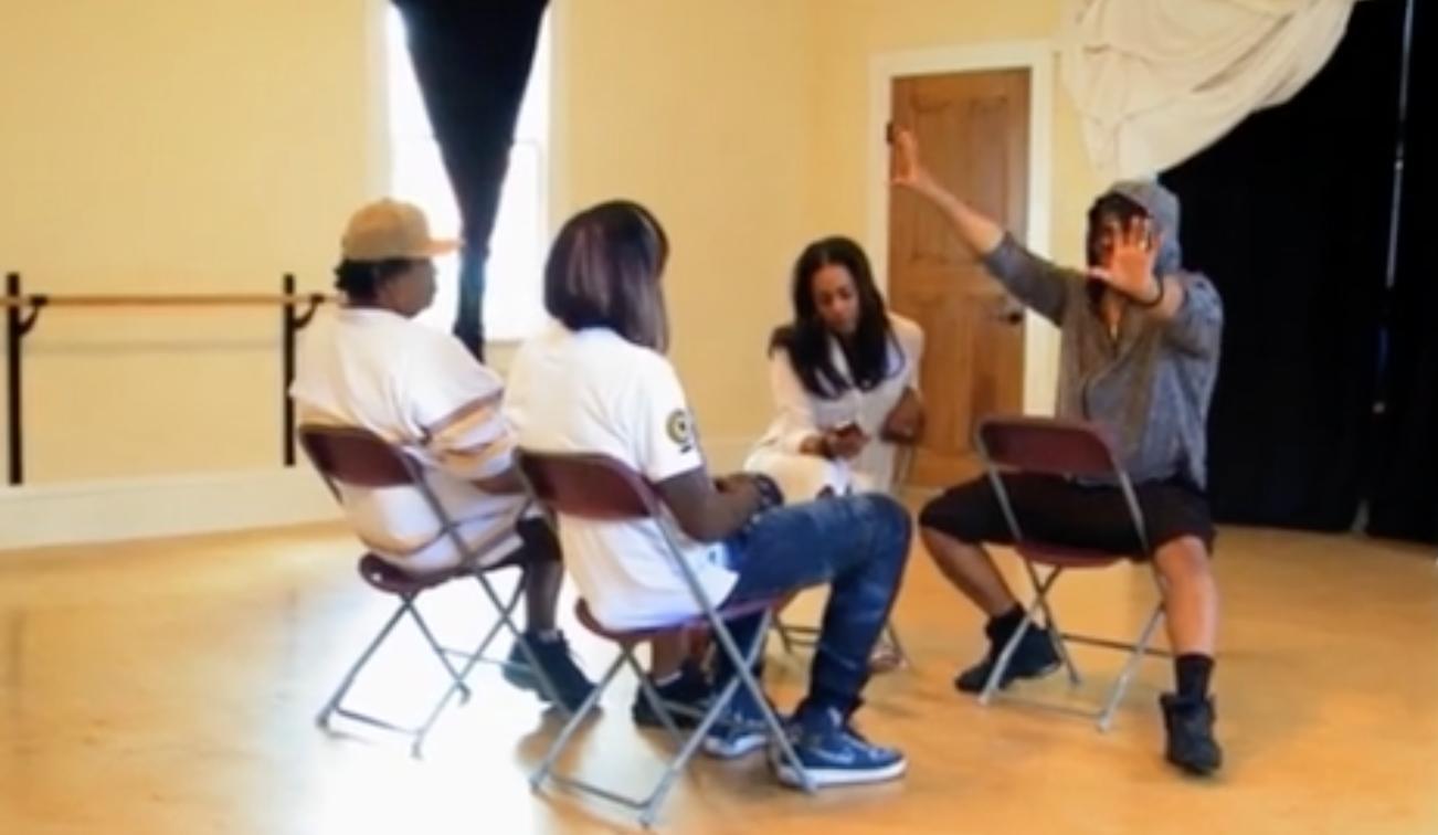 Big Freedia talks music video
