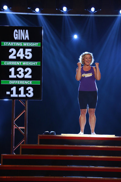 Gina McDonald, The Biggest Loser
