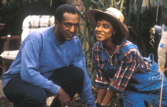 Bill Cosby Phylicia Rashad