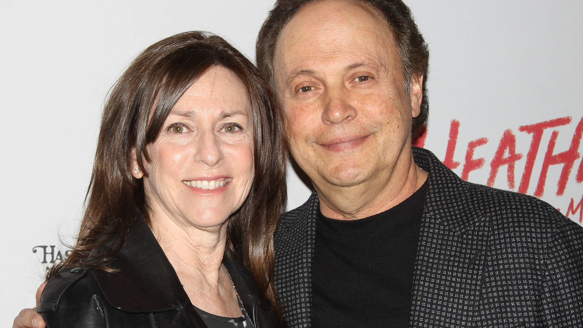 Janice and Billy Crystal