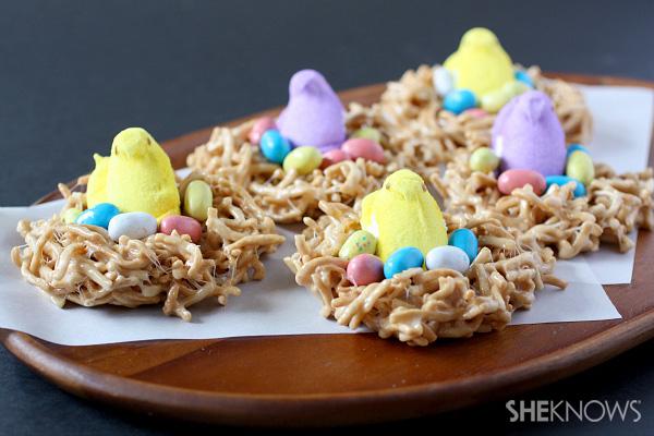 peeps' nest candy - sheknows