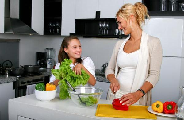 "Ways to get your kids ""health""-conscious,"