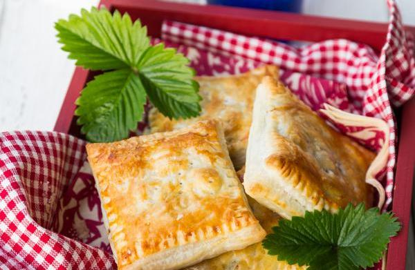Chocolate, ricotta and pear hand pies