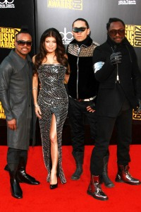 AMA winners The Black Eyed Peas