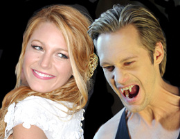 Blake Lively and Erich Northman