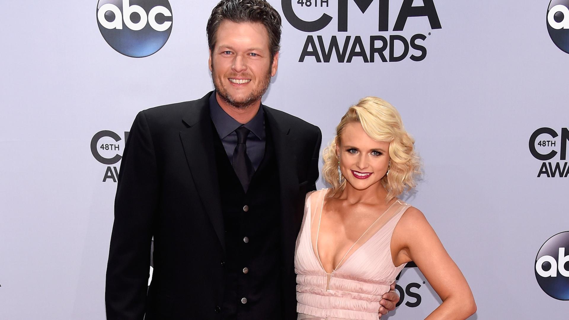 Miranda and Blake CMAs