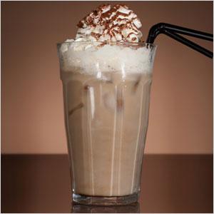 Blended vanilla mocha   Sheknows.com