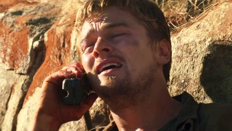 Leo DiCaprio in 'Blood Diamond'