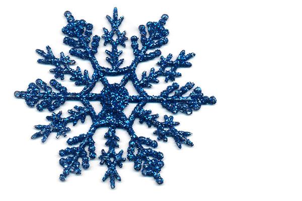 Blue Snowflake | Sheknows.com