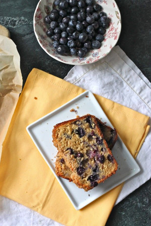 Blueberry crumble bread | Sheknows.com