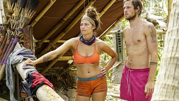 Survivor's Figgy & Taylor didn't just