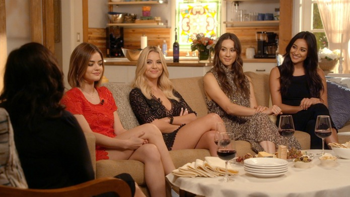 7 ways Pretty Little Liars' history