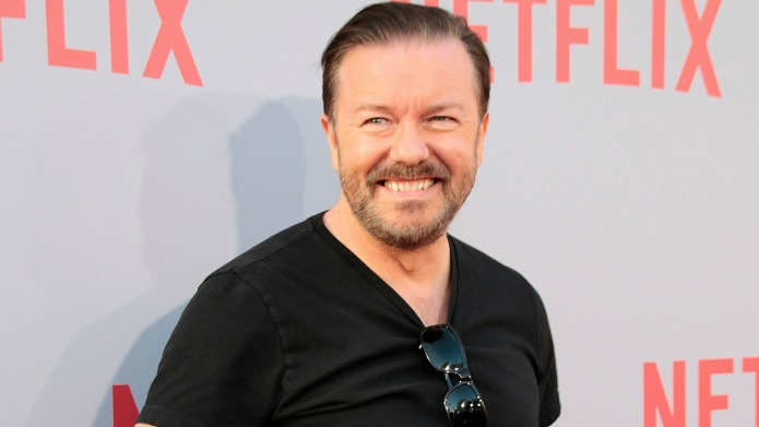 Ricky Gervais shouldn't be so quick