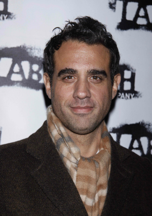 Actor Bobby Cannavale in NYC