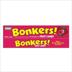 Bonkers Fruit Chews