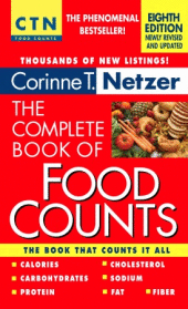 The Complete Book of Food Counts, 8th ed.