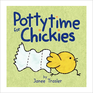 Pottytime for chickies | Sheknows.com